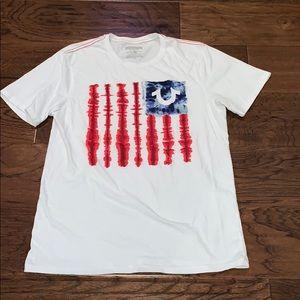 True Religion American 🇺🇸 T-shirt, Medium